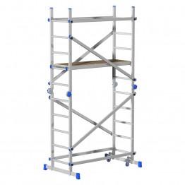 Trabattello Alluminio TEAM TRASFORMABILE