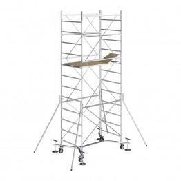 Trabattello M5 EASY Altezza lavoro 5,90 metri