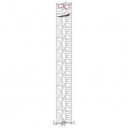 Trabattello M5 SUPERLUX Altezza lavoro 16,25 metri