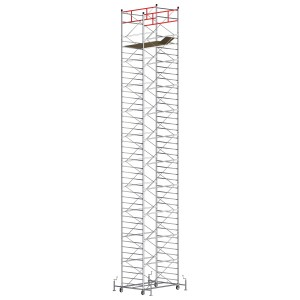 Trabattello TITANIUM PRO Altezza lavoro 14,40 metri