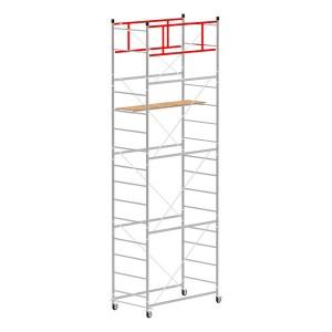 Trabattello TERNO-1 Altezza lavoro 6,20 metri